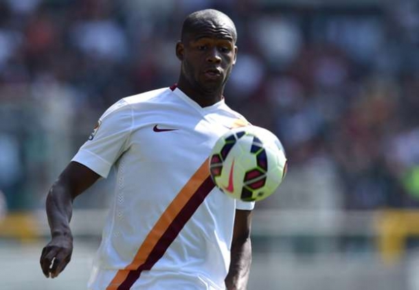 AS Roma 1-1 Udinese Half Time